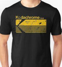 Kodak Kodachrome Unisex T-Shirt