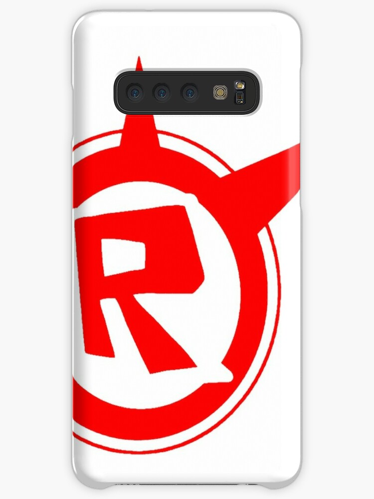 Roblox Logo Remastered Case Skin For Samsung Galaxy By