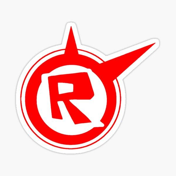 Roblox Logo Stickers Redbubble