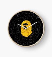 bape shark - Clock