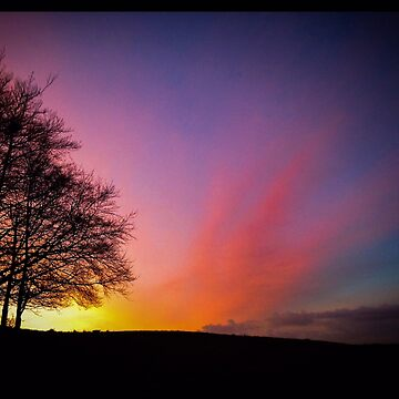 LS.127 Gloucestershire Sunrise by Darling2425