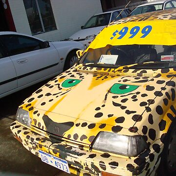 Leopard Car for Sale $999, East Perth by TheLazyAussie