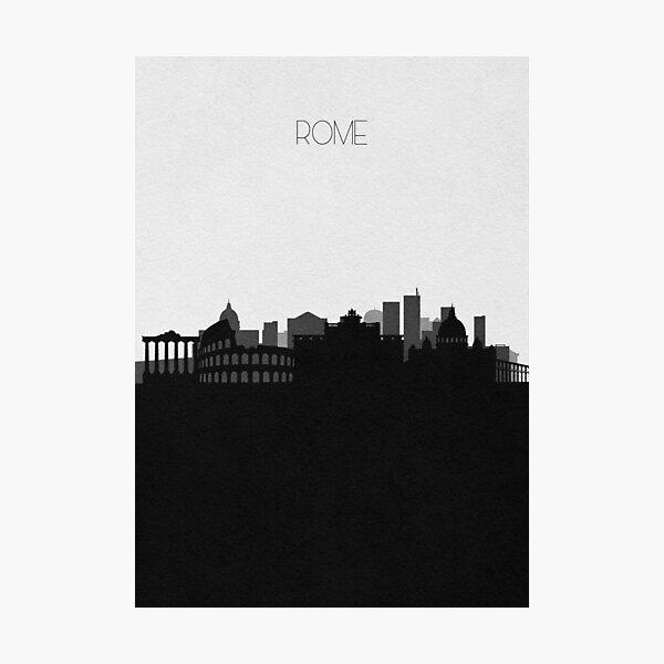 Travel Posters | Destination: Rome Photographic Print