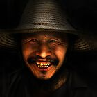 Beggar in China by diddle