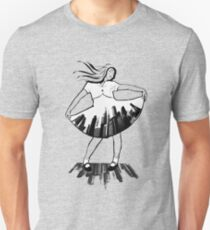 fanciful in the city T-Shirt