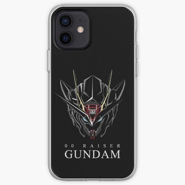 00 Raiser Gundam EdgeArt (Shadow ver.) iPhone Soft Case