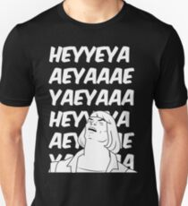 He-Man Sings! (black) T-Shirt