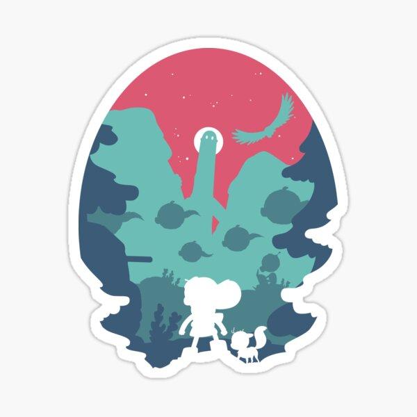 HILDA Sticker