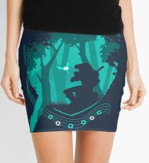 Song of Time Mini Skirt