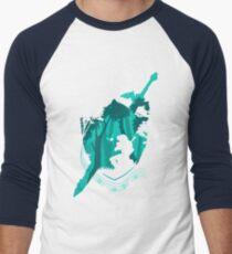 Song of Time Men's Baseball ¾ T-Shirt