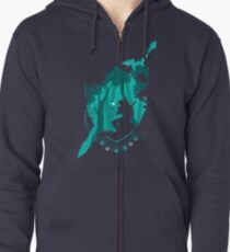 Song of Time Zipped Hoodie