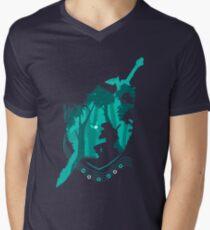 Song of Time Men's V-Neck T-Shirt