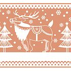 Reindeer by Alice in Underland