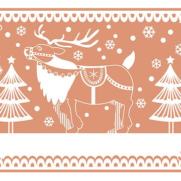 Reindeer by Underland