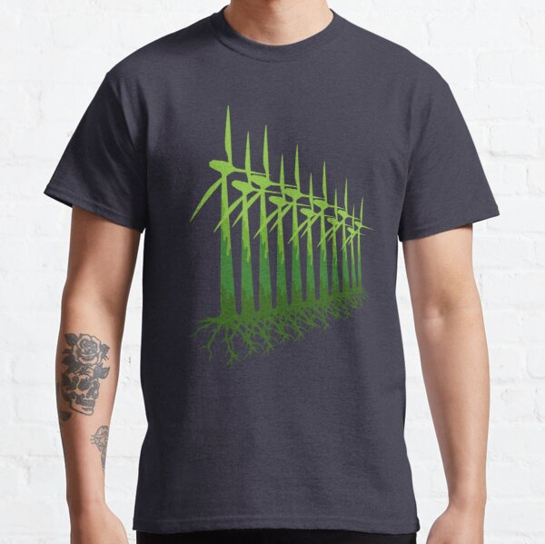 Green Power Classic T-Shirt