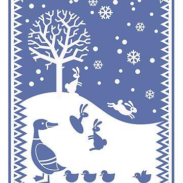 Ducks & Rabbits by Underland