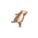 Dancing Bear by MiMiDesigns