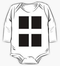 KERNOW FLAG One Piece - Long Sleeve