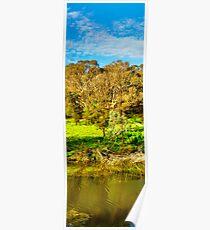 Karabar - Sunset at the Molonglo River 11 Poster