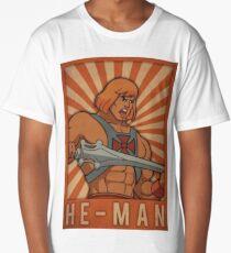 He man Long T-Shirt