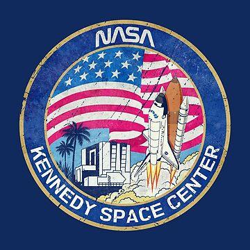 Nasa Kennedy Space Center V01 by Lidra