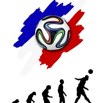 Evolution Football France by dechap