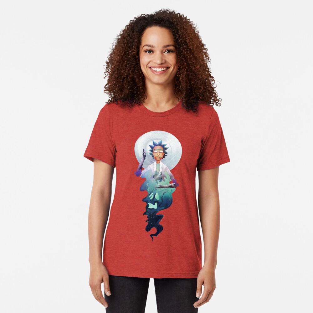 Number Tri-blend T-Shirt