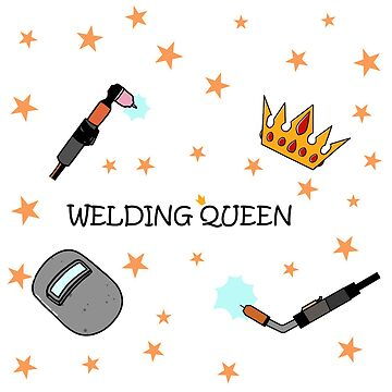 Welding Queen Pattern by woaarts
