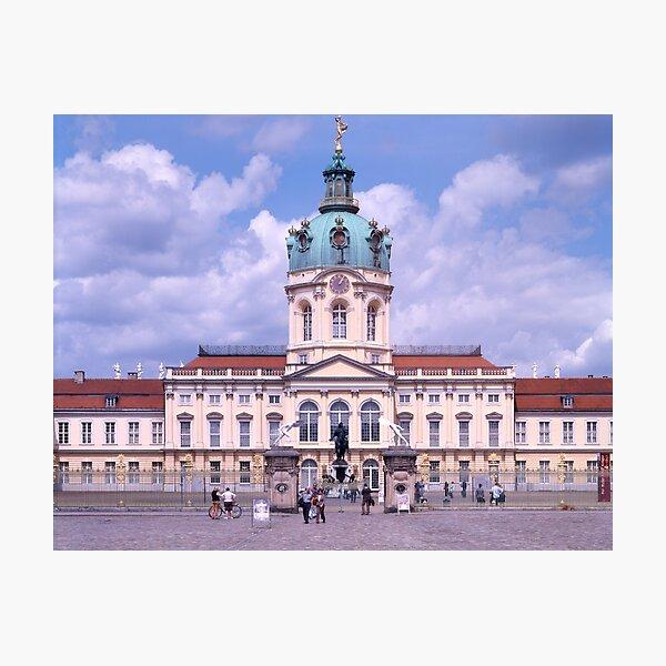 Schloß Charlottenburg, Berlin 2006 Fotodruck