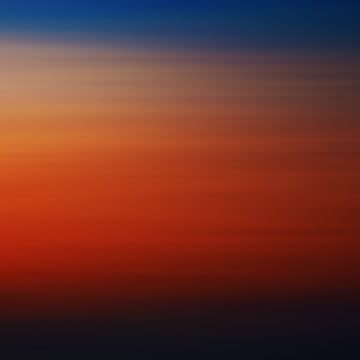Sunset Above The Clouds by DeniseAbe