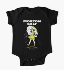 Morton Salt Baby Body Kurzarm