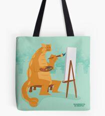 Künstlerische Ankylosaurus Tasche Tote Bag