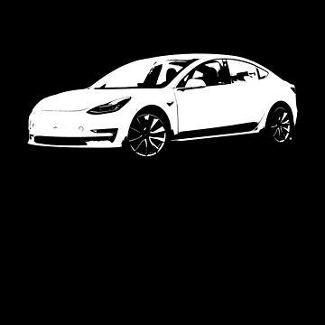 Tesla Model 3 by S-p-a-c-e