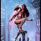 Robot Angel 031 by Ian Sokoliwski