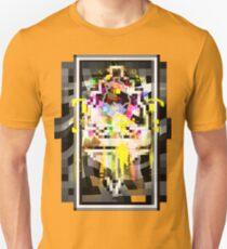 16-Bit Phantom Pixels Unisex T-Shirt