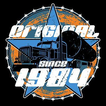 1984 Birthday Retro by S-p-a-c-e
