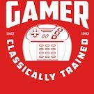 Old School Gamer-Atari Jaguar by Jay Williams