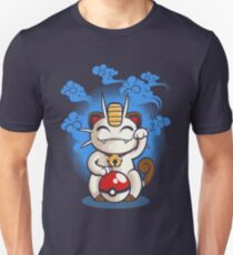 Lucky Meowth Unisex T-Shirt