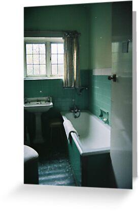 Vintage Bathroom by Jo Alfie Wimborne