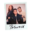 Liam Payne Jonas Blue Lennon Stella Polaroid by lucykateburton