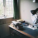 Vintage Desk by Jo Alfie Wimborne