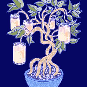 Árbol de durazno de LauraOConnor