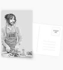 Heirs Kili Cooking Postcards