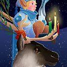 « Happy holidays! » par Valériane Duvivier