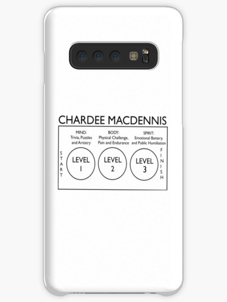 Chardee MacDennis von Caroline Voigt