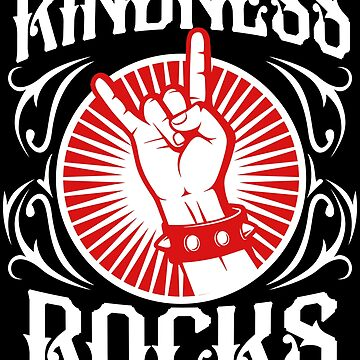 Kindness Rocks Anti Bullying Unity Day Cool Gift by kh123856