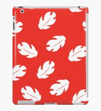 Lilo Floral iPad Case/Skin