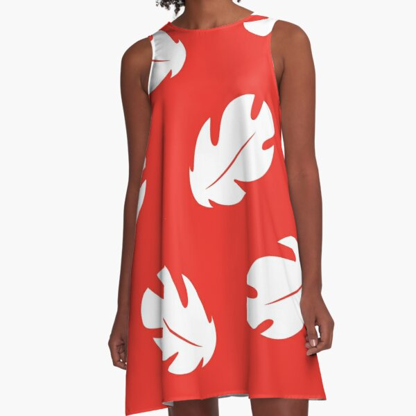 The Original Lilo Floral A-Line Dress