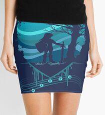 Serenade of Water Mini Skirt
