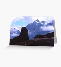 Sealion Greeting Card